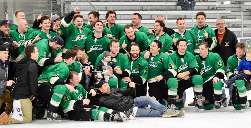 South Peace Senior Hockey | Hockey Legends
